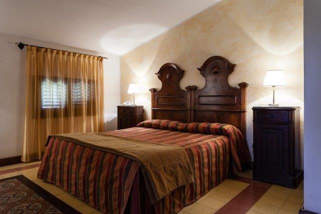 Hotel Baglio della Luna - slaapkamer
