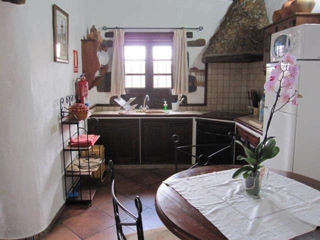Villa Caserio de Guime - keuken
