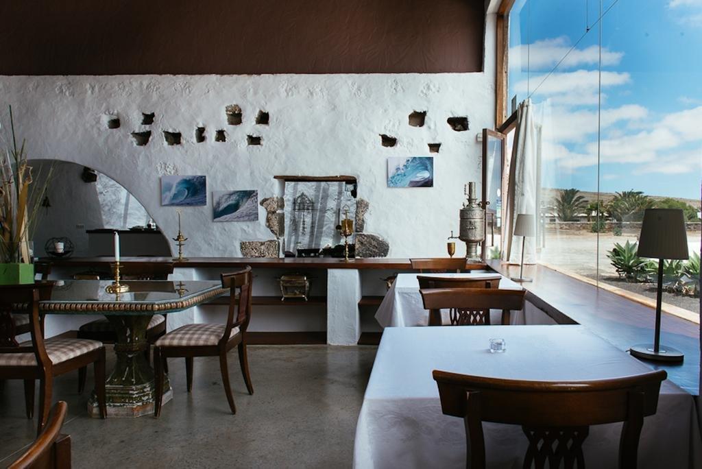 Hotel Mozaga - restaurant