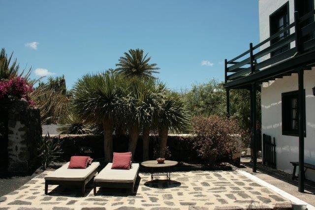 Hotel Mozaga - terras
