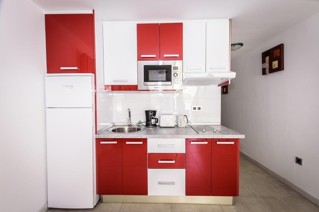 Appartementen Sol Mogan - keuken