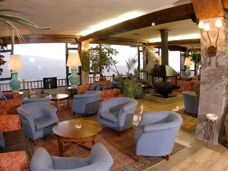 Hotel Las Tirajanas - lounge