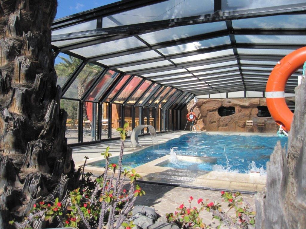 Hotel Las Tirajanas - zwembad