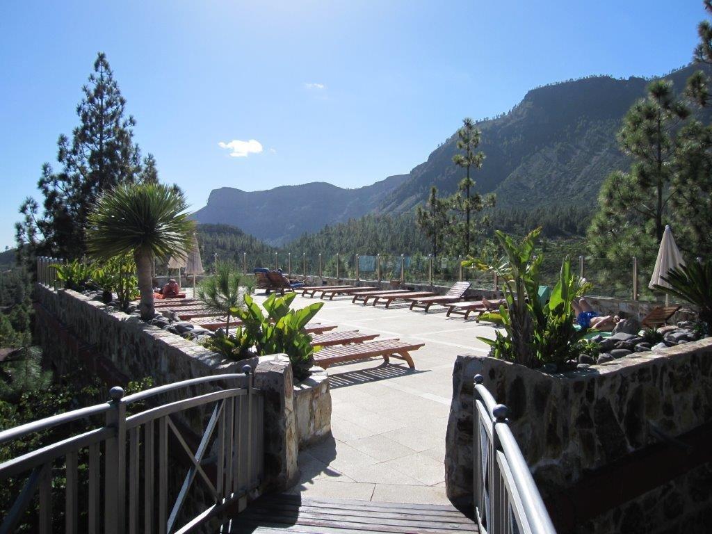 Hotel Las Tirajanas - zonneterras