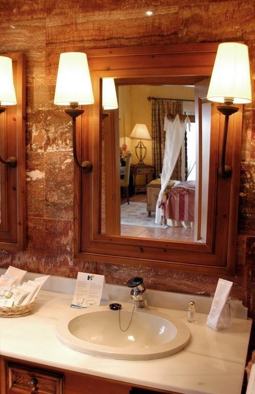 Hotel Las Tirajanas - badkamer