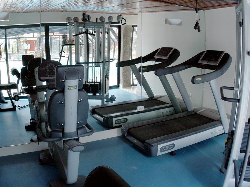 Hotel Las Tirajanas - fitness