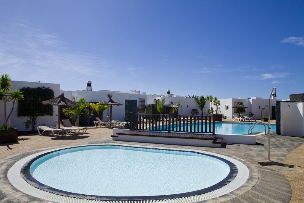 Appartementen Coloradamar - zwembad