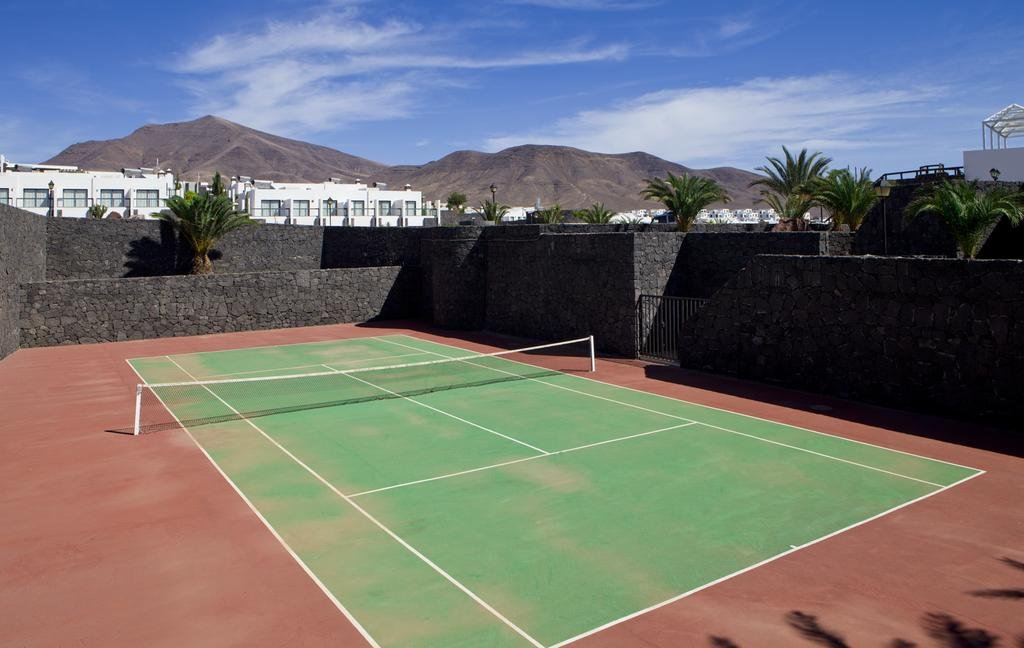 Appartementen Coloradamar - tennisbaan