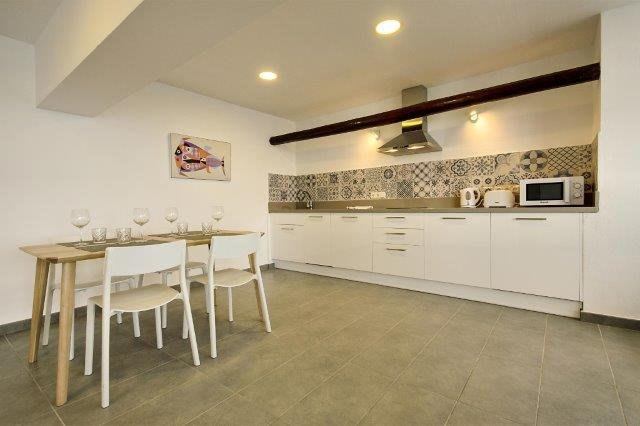 Casa Oceano - keuken