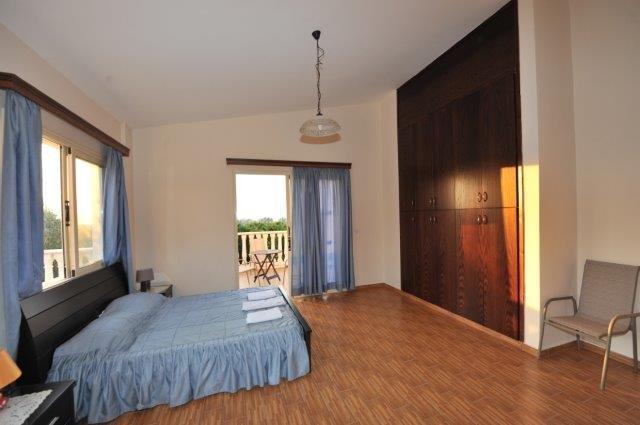 Villa Jamie - slaapkamer