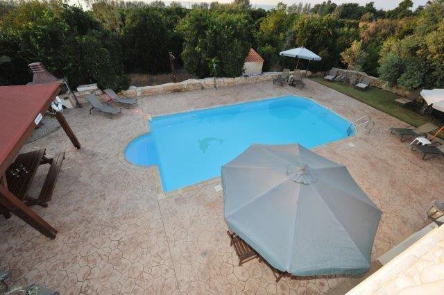 Villa Jamie - zwembad