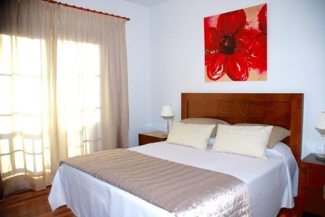 Villa Caletas - slaapkamer
