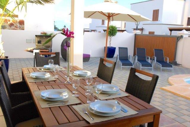Villa Caletas - zitje