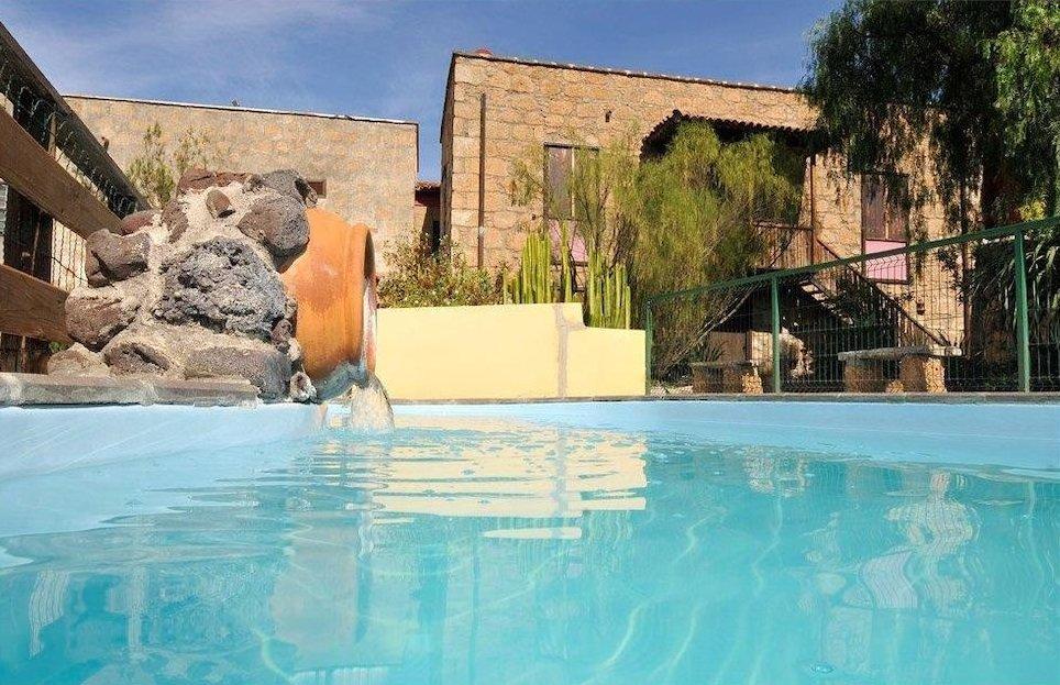 Casita La Venta - zwembad