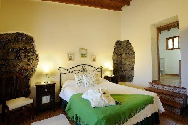 Finca La Majadera - slaapkamer