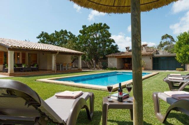 Villa La Punta - zwembad