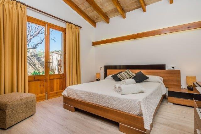 Villa La Punta - slaapkamer