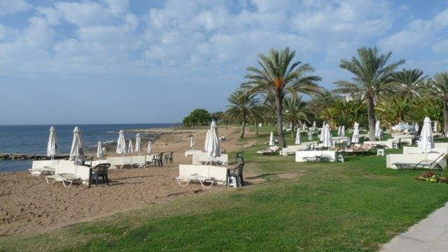 Hotel Athena Beach - strand