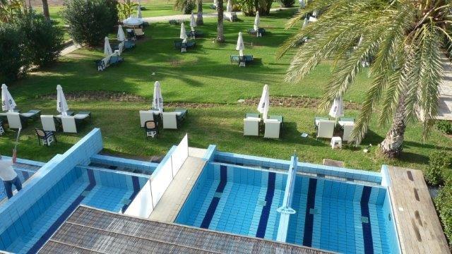Hotel Athena Beach - ligweide