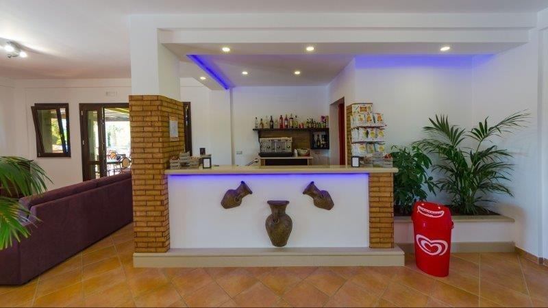 Appartementen Hydria - bar