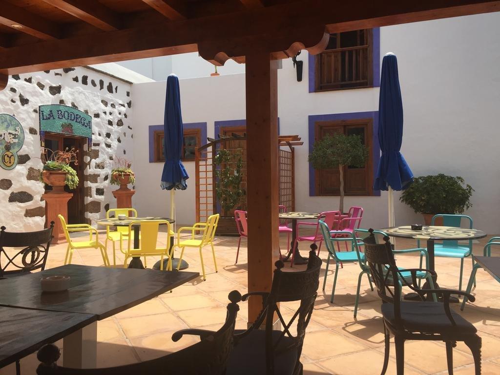 Hotel Casona de Yaiza - terras