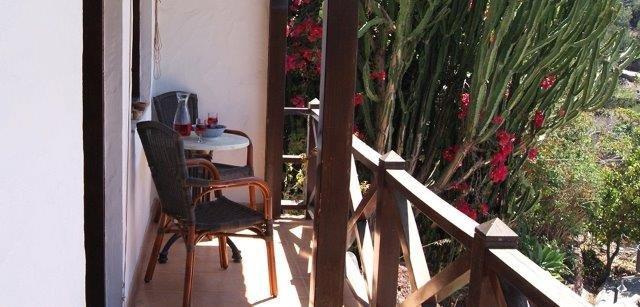 Appartementen El Olivar - balkon