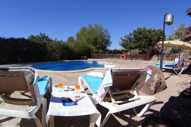 Appartementen El Olivar - zwembad