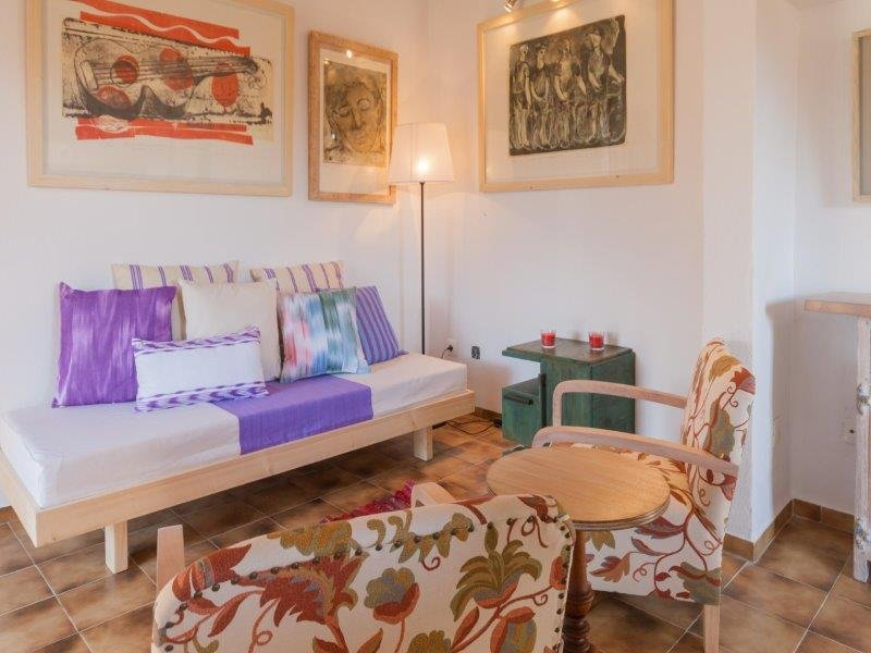 Villa Can Bisquerra - woonkamer