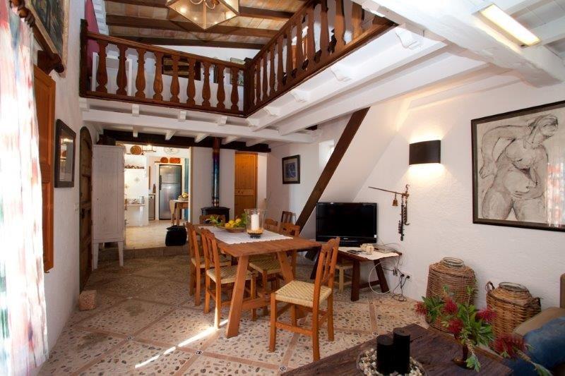Villa Can Cremat - woonkamer