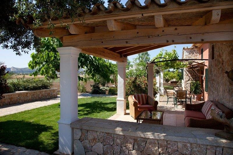 Villa Can Cremat - veranda
