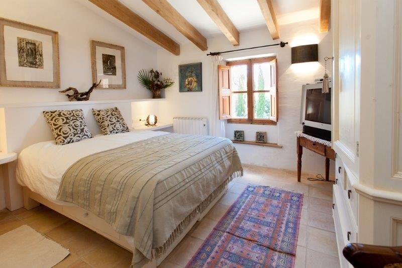 Villa Can Cremat - slaapkamer