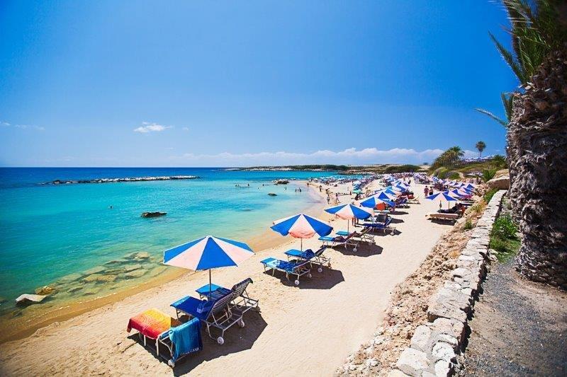 Villa Thalia - strand