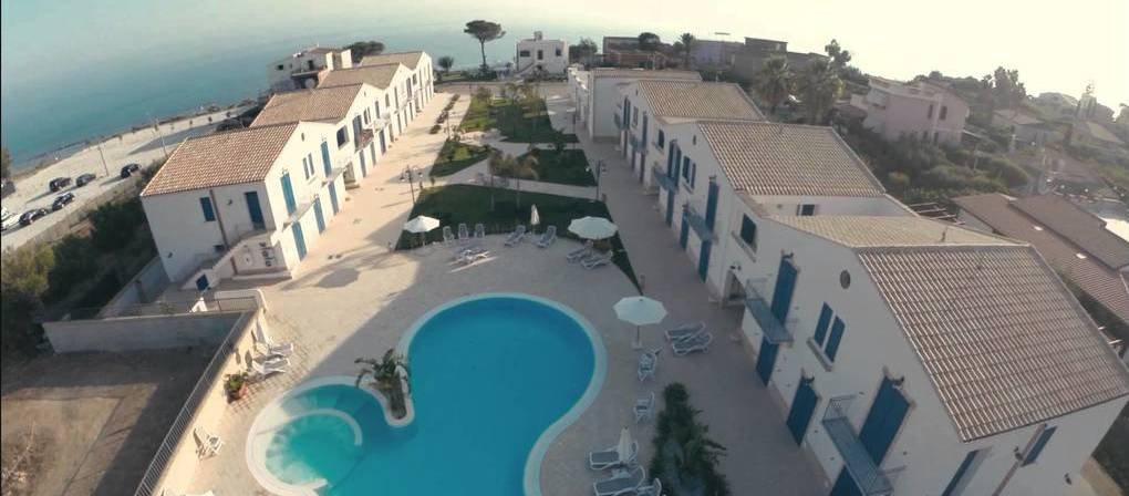 Hotel Scala die Turchi - overzichtsfoto