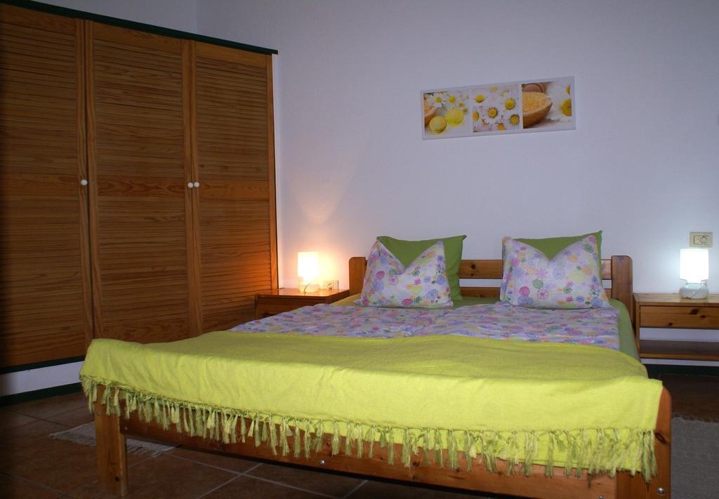 Appertementen San Miguel - slaapkamer