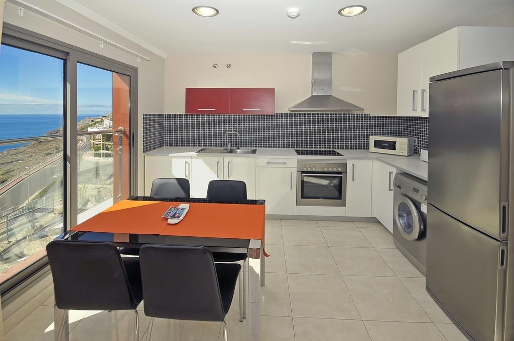 Appartementen Amadores - keuken