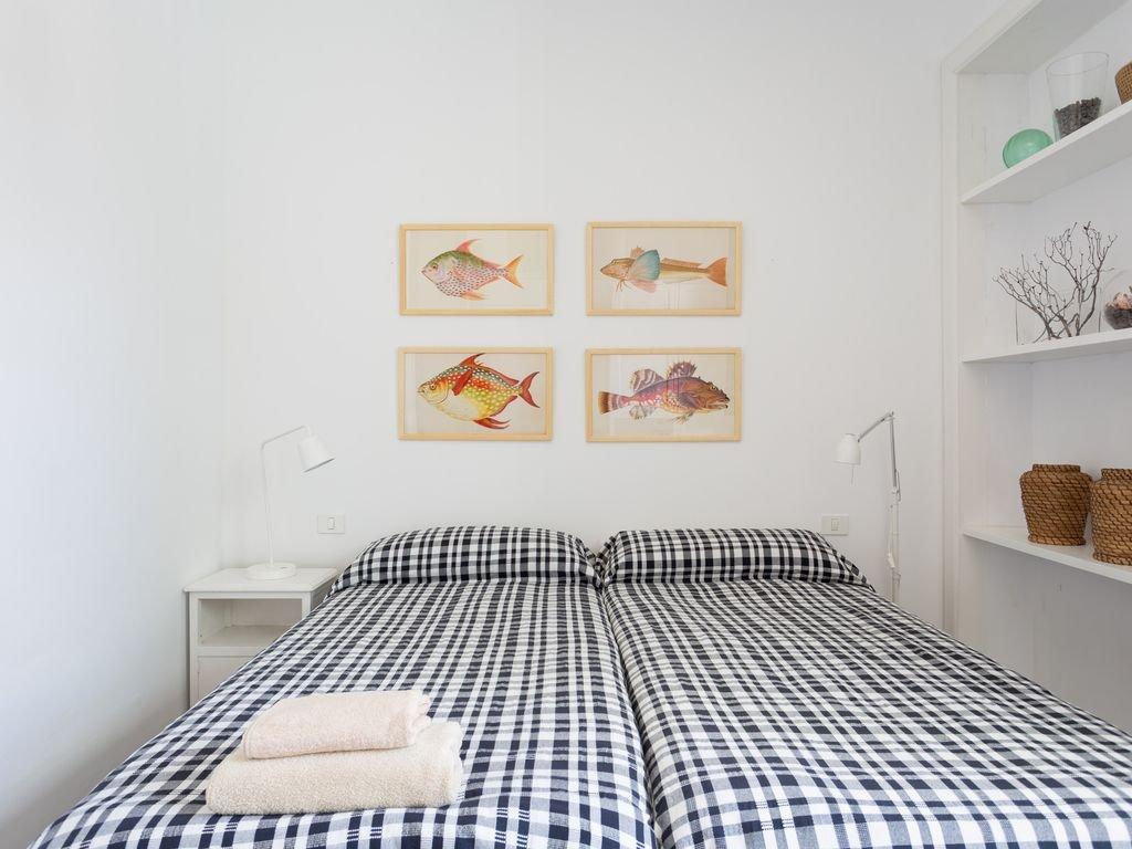 Villa Guaza Callaos - slaapkamer