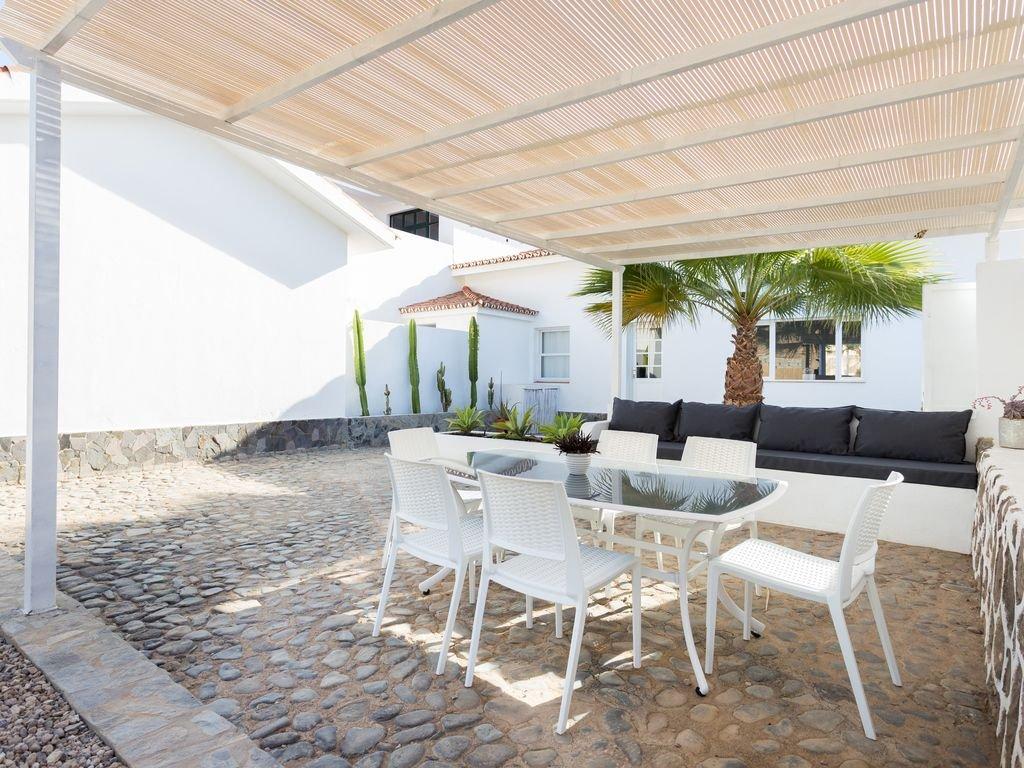 Villa Guaza Callaos - overdekt terras