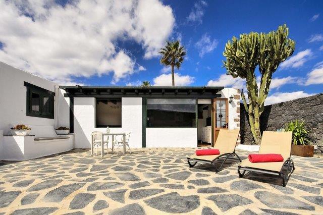 Villa Amaia II - tuin