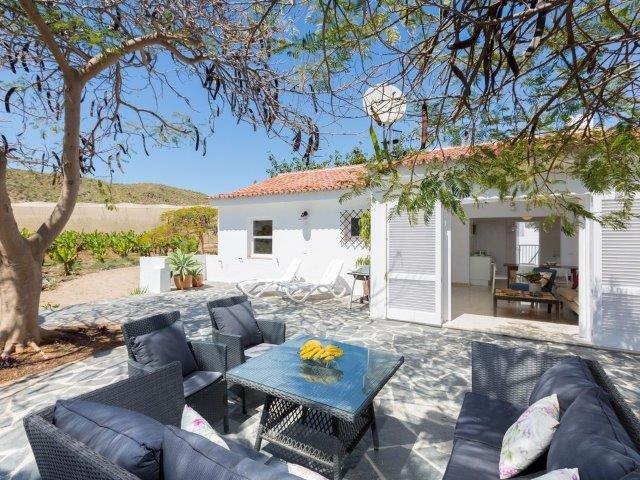 Villa Guaza I - tuin