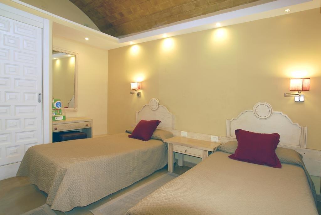 Appartementen Biarritz - slaapkamer