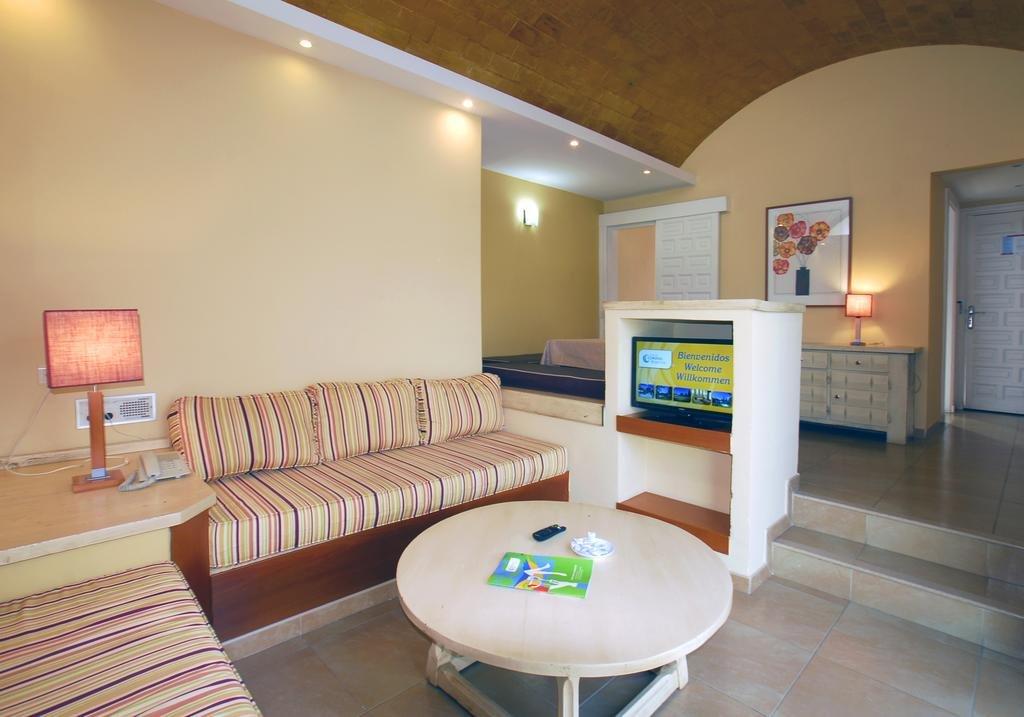Appartementen Biarritz - zitkamer