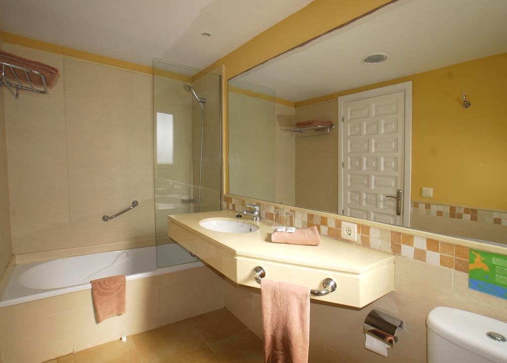 Appartementen Biarritz - badkamer