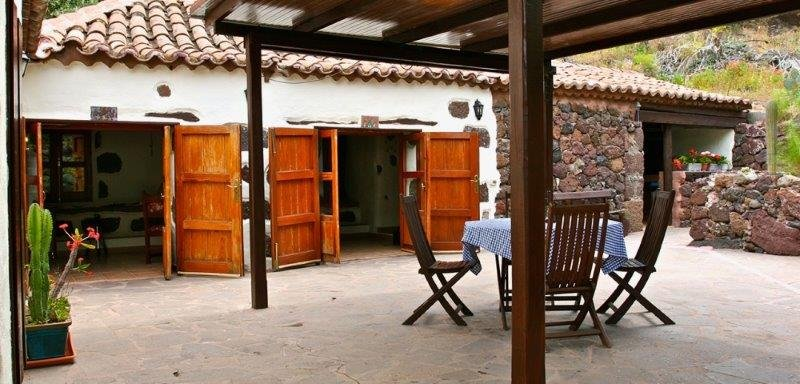 Casa El Palmeral - terras
