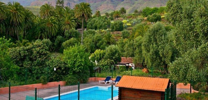 Casa El Palmeral - zwembad