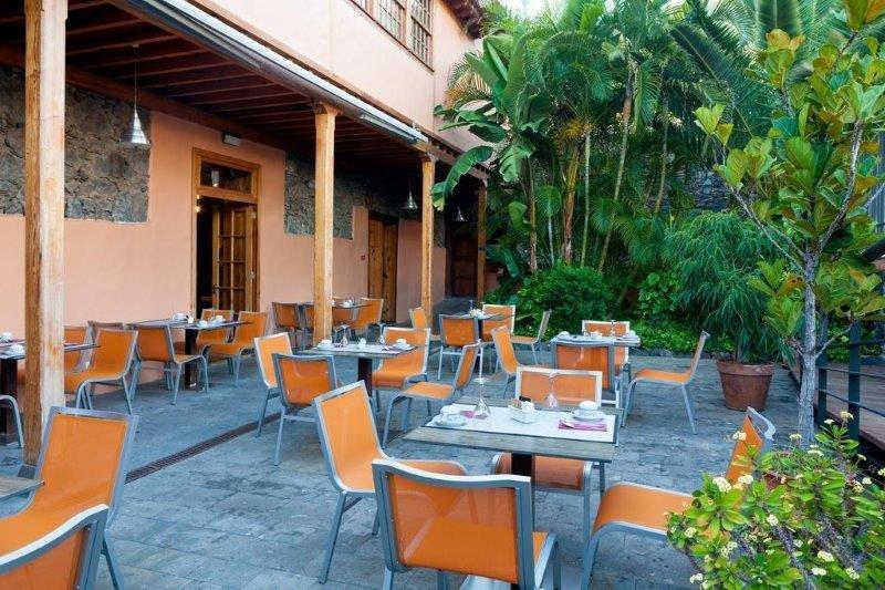 Hotel La Quinta Roja - terras