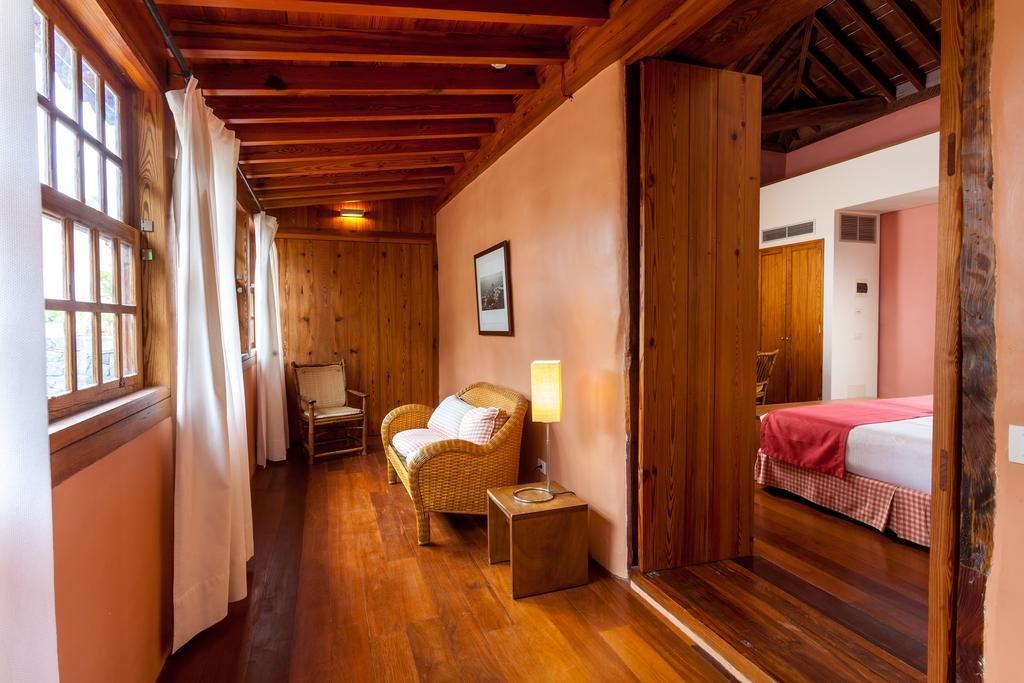 Hotel La Quinta Roja - woonkamer junior suite