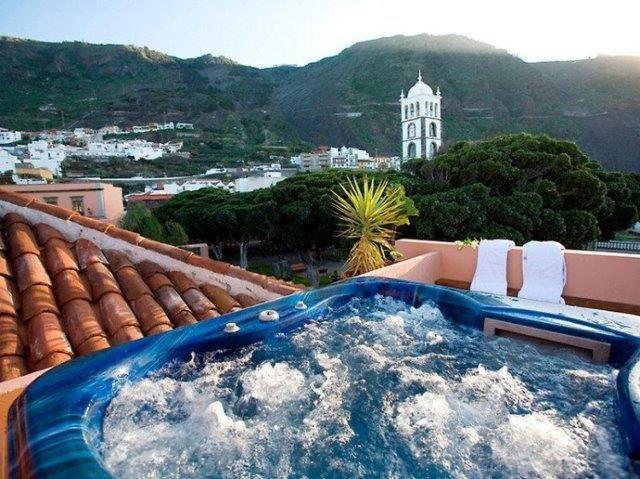 Hotel La Quinta Roja - jacuzzi