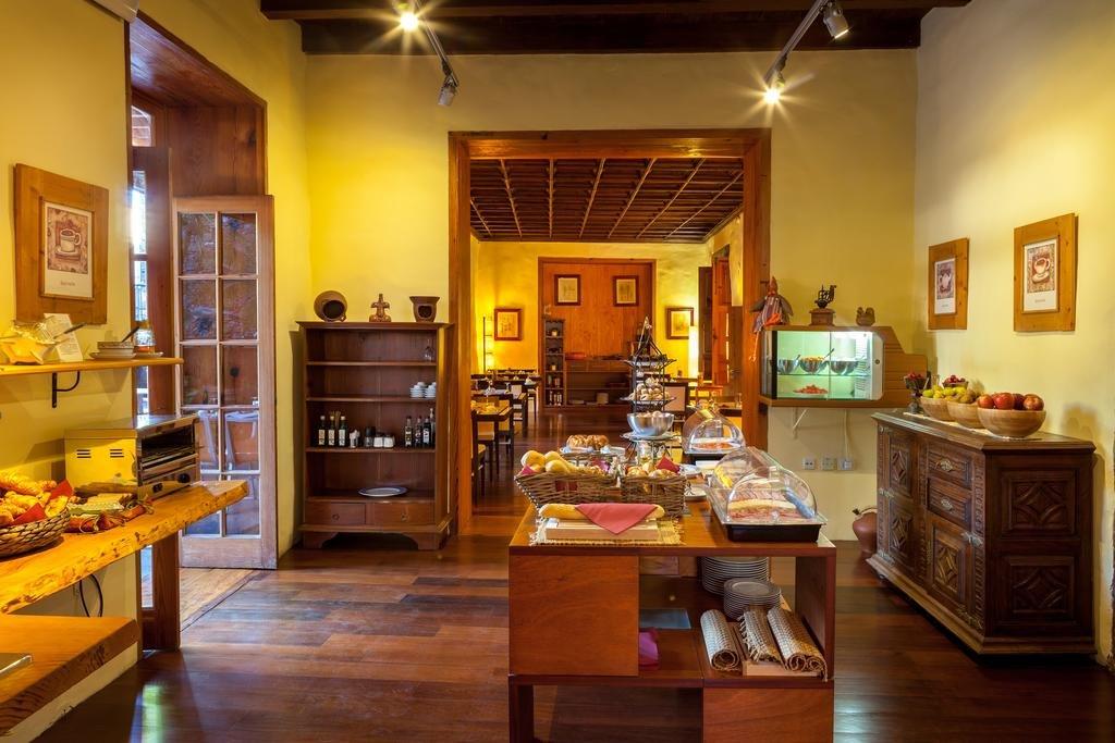 Hotel La Quinta Roja - ontbijt