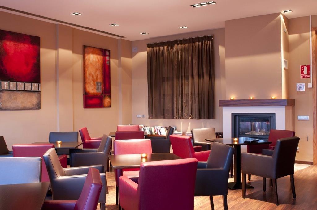 Hotel Luz del Mar - lounge
