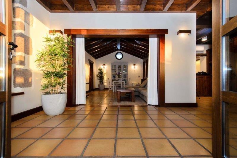 Villa Ermita Perdomo - woonkamer